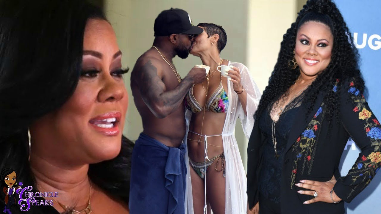 Nicole Murphy Admits Kissing Married Director Antoine Fuqua 'Was a Mistake' [VIDEO]