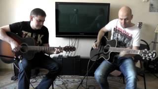 Аиша в две гитары  A SHA   Arrangement For The Fingerstyle Guitar