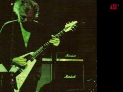 MICHAEL SCHENKER [ ROCK BOTTOM ] LIVE AUDIO-TRACK....