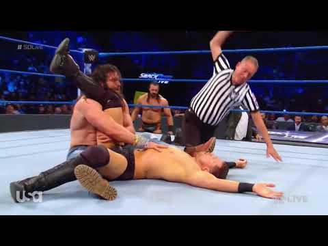 The Miz VS Elias | SmackDown 6/11/19