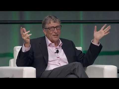 A conversation with Bill Gates and Francis Collins on global health and genomics at #ASHG17