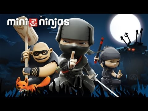 Mini Ninjas HD Gameplay (M)(HUN) |