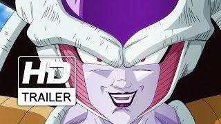 Dragon Ball Z: O Renascimento de F  |Trailer Oficial Dublado HD