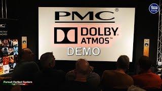 PMC Twenty5 NEW Bryston SP4 Dolby Atmos Home Cinema Demo @ Bristol HiFi Show 2019