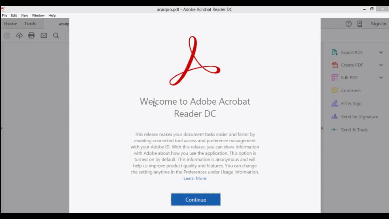 Adobe Acrobat Will Not Open or Opens And Closes Immediately[ Fixed]