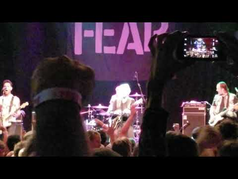 Fear - I Don't Care About You - Gramercy Theater NYC - 9-21-18