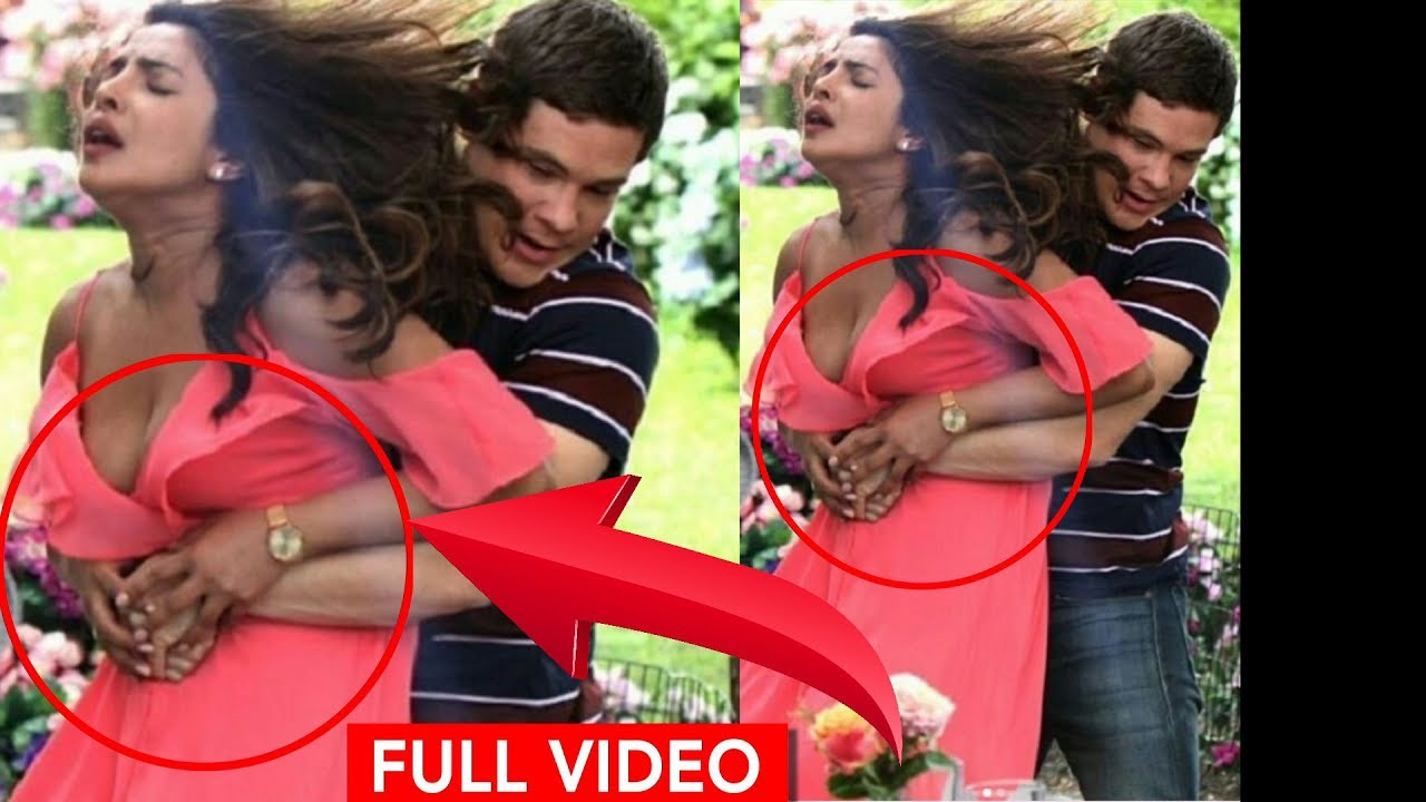 Priyanka Chopra Latest Wardrobe Malfunction With Adam Devine Grabbing Her Boobs Isnt It Romantic