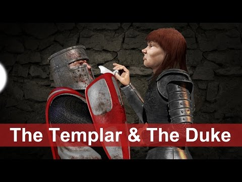 Stronghold Crusader 2 - Mission 1   Factions At War   The Templar & The Duke Skirmish Trail