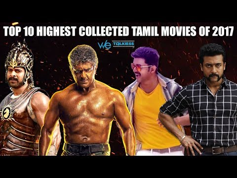 Top 10 Highest Collected Tamil Movies of...