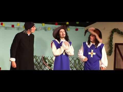 Estivales en Puisaye : Les Mousquetaires au Couvent - Trio Acte 1