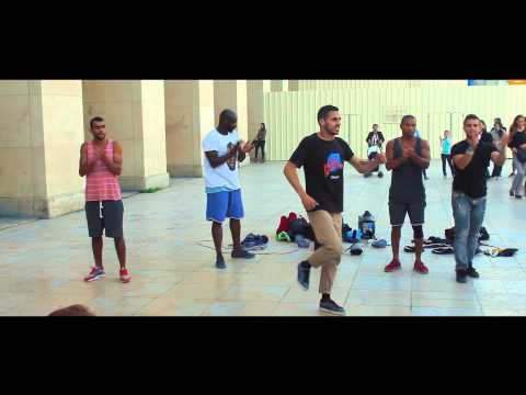 Amazing Paris Street Dance Show (Esplanade du Trocadéro) part 01