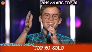 """Walker Burroughs """"How Deep Is Your Love"""" He Blows Them Away 