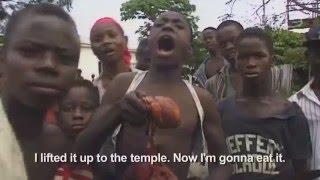 Военачальники Людоеды Либерии