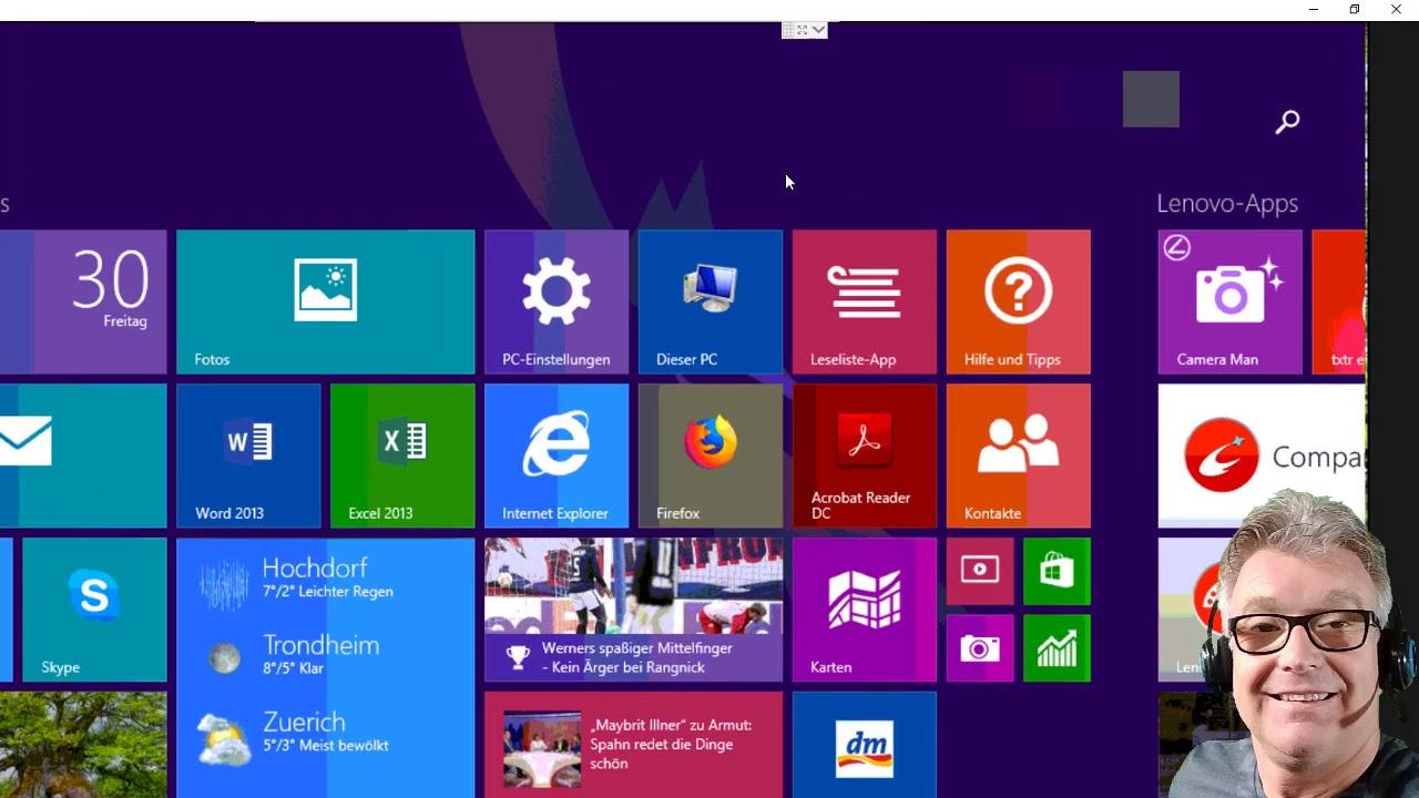Aktuelle Windows 10 Version