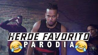 Romeo Santos - Héroe Favorito (Parodia Video oficial)