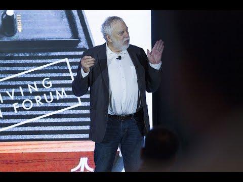 Atari, Chuck E. Cheese and Anti-Aging | Nolan Bushnell | Senior Living Innovation Forum