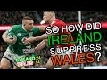 So how did Ireland suppress Wales? | The Squidge Report | Six Nations 2020