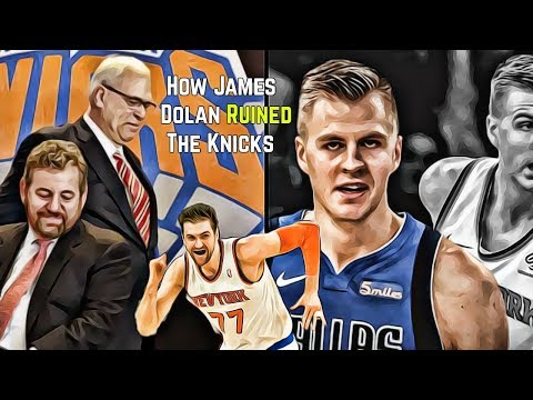 How Knicks Owner James Dolan Has Destroyed His NBA Team