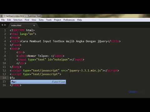 cara-membuat-input-textbox-wajib-angka-dengan-jquery