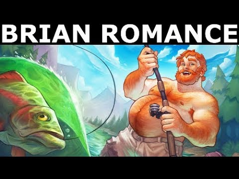 Brian Harding - All Dates 'S' Rank, Full Romance & Good Ending - Dream Daddy: A Dad Dating Simulator