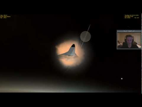 Orbiter 2010 - Learn With Me #2 (Part 8) - Titan Atmospheric Braking
