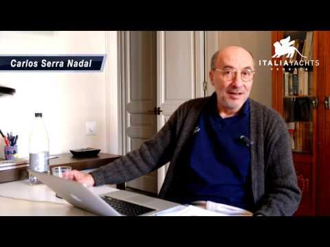 Carlos Serra about Italia Yachts