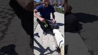 Şişenin altı nasıl patlatılır Video
