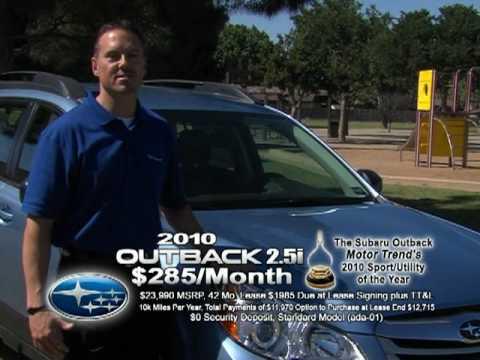 Basin Subaru Commercial \
