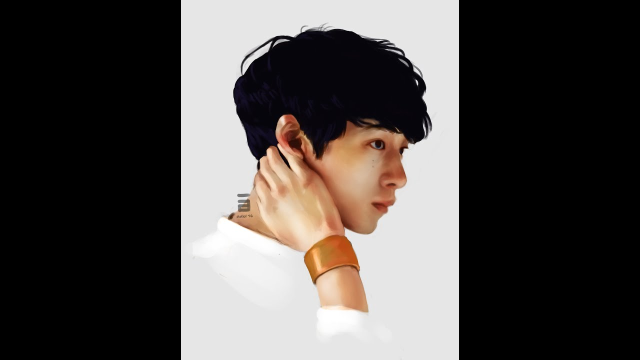 Kentaro Sakaguchi Speed Painting - YouTube