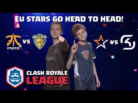 CRL Europe: Fnatic v. Team Queso | Allegiance v. SK Gaming!