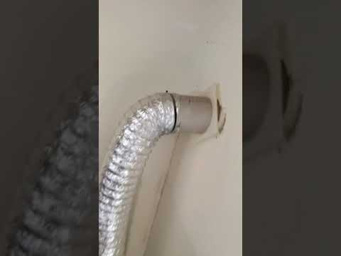 How to clean your dryer and dryer vents.