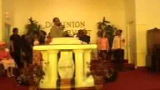 Dominion Harvest Church Choir  recorded live on 1/29/12 at 1