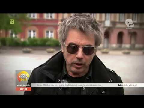 Jean Michel Jarre - Interview Polish  Program