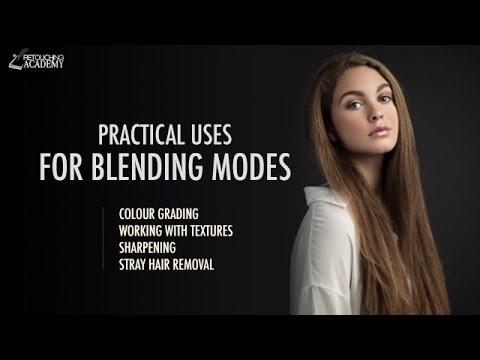 Retouching Tutorial: Blending Modes in Adobe Photoshop