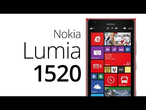 Nokia Lumia 1520 (recenze)