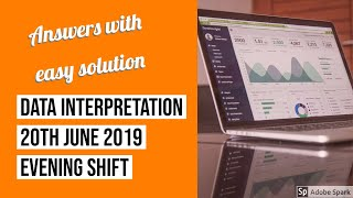 DI June 20 June 2019 Fast Solution with easy tricks by Be Prepare for UGC-NET