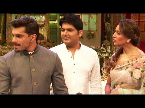Karan Grover Gets ANGRY On Reporter At The Kapil Sharma Show