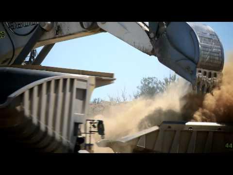 Liebherr Mining Excavator - R 9800