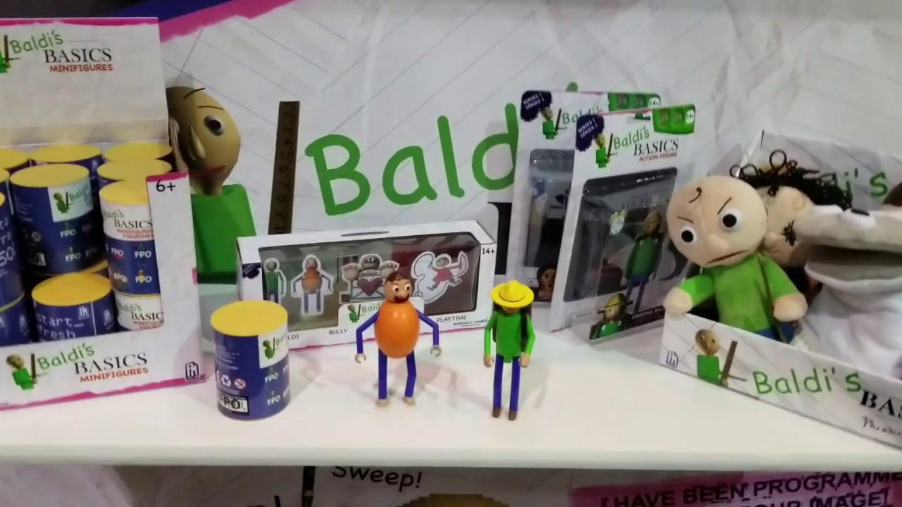 "Phatmojo Baldi/'s Basics 5/"" Action Figure-BALDI"