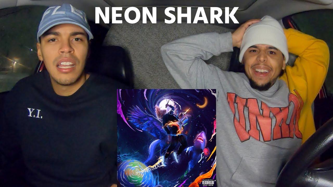 Download TRIPPIE REDD - NEON SHARK | REACTION REVIEW