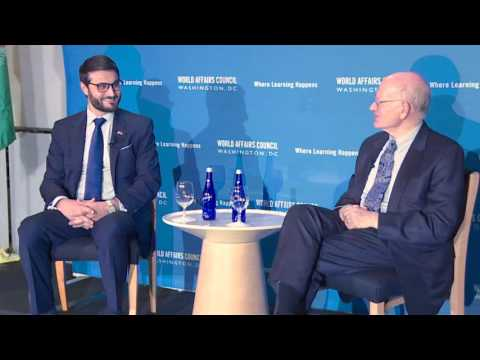 World Affairs TODAY: Ambassador of Afghanistan. H.E. Hamdullah Mohib
