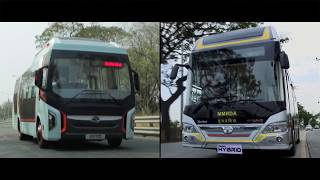 Smart Urban Mobility Solutions from Tata Motors