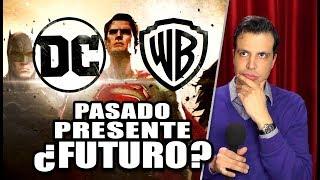 Análisis del DCEU: WB, Zack Snyder, Reboot, Flashpoint, Ben Affleck, Justice League y Más