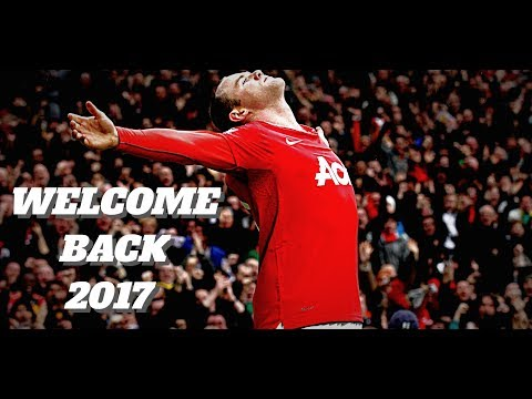 Wayne Rooney - Welcome back to Everton 2017 | Goodbye Manchester