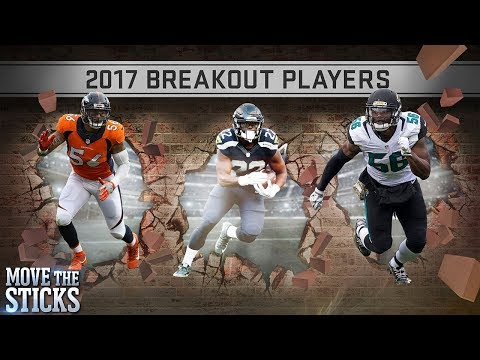 Every Team's 2017 Breakout Player | Move the Sticks | NFL