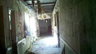 Old Abandoned Nursing Home Aberdeen