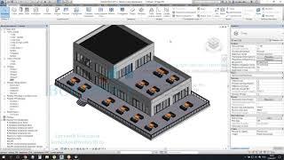 Проектирование монолитных железобетонных конструкций в Autodesk Revit