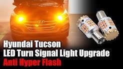 2018 2019 2020 Hyundai Tucson LED Turn Signal Light Bulb 1157 - Easy Install & Demo