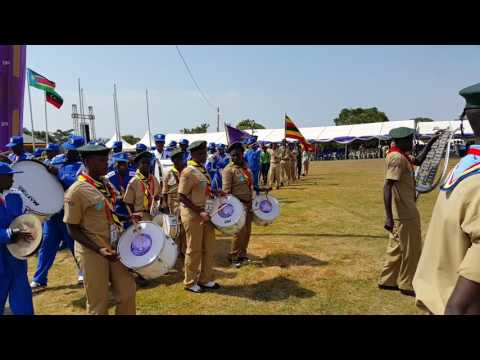 Uganda Scouts Association Youth Brass Band