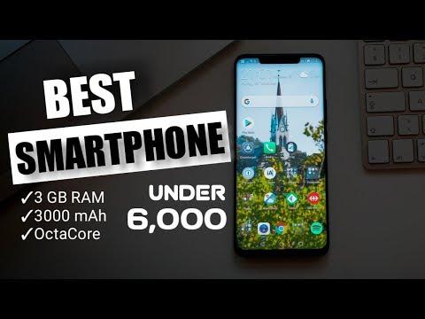 BEST Smartphones Under 6000 (TOP 6) - 2019